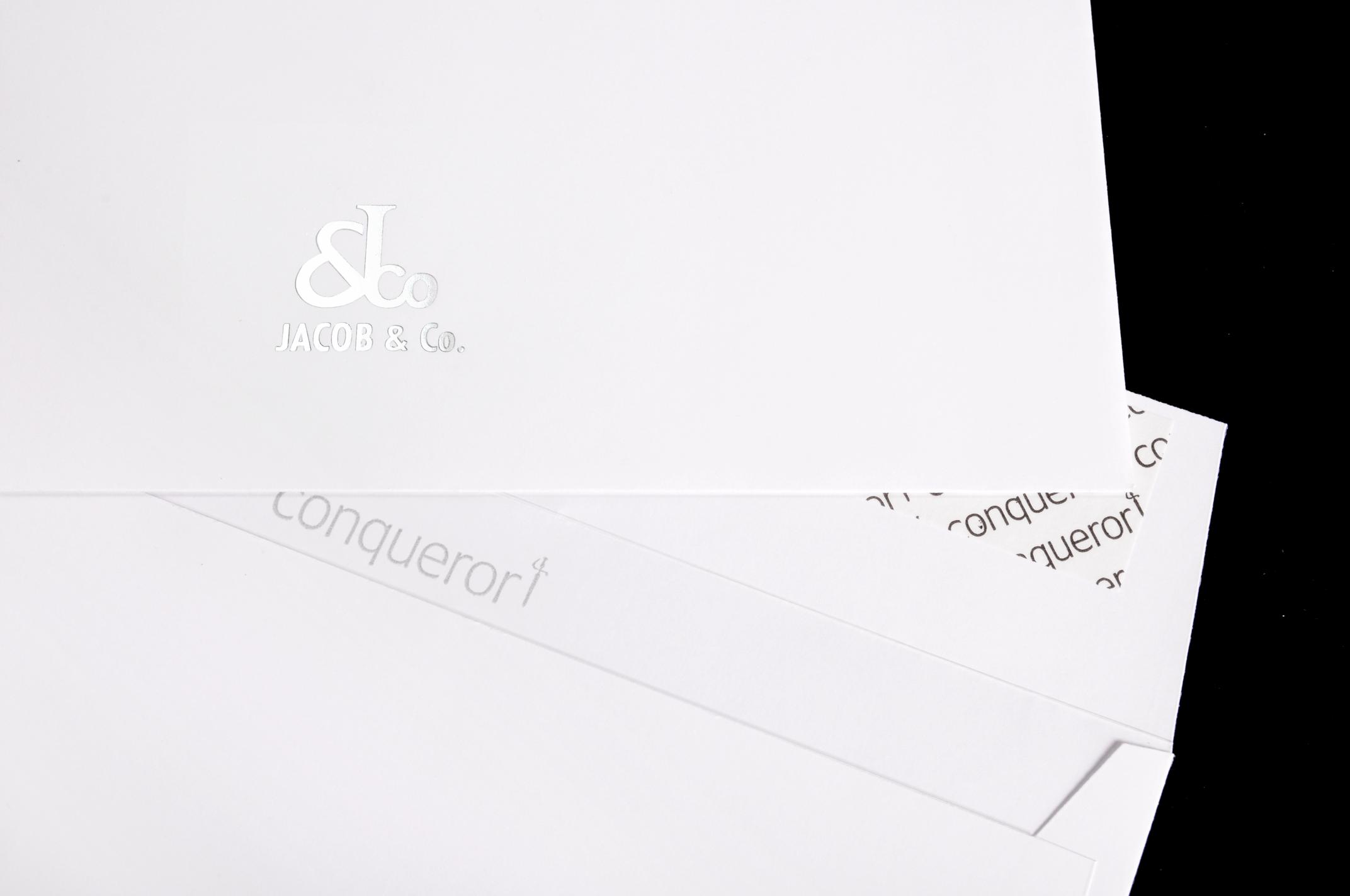 Конверты дизайнерской коллекции из серии