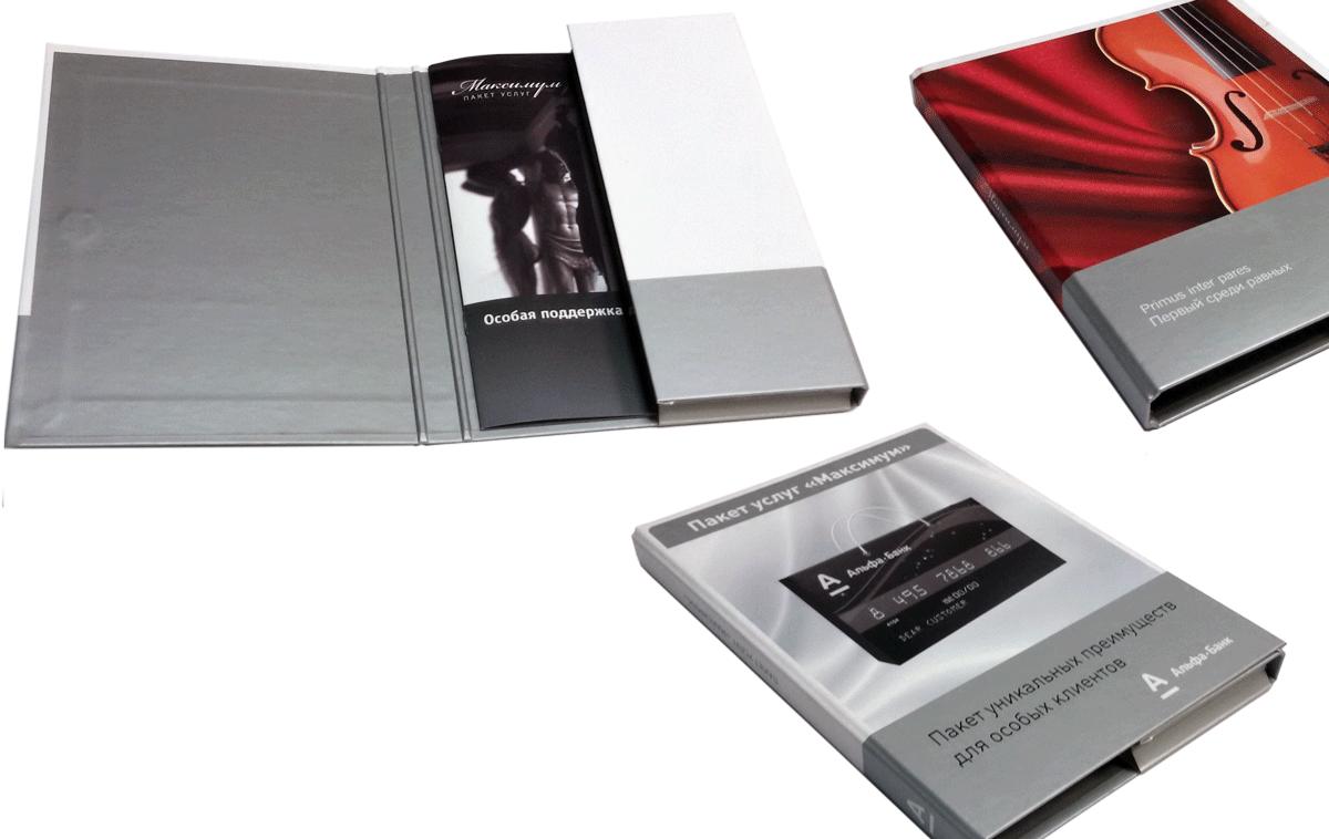 Вэлком пэки премиум класса, выполненные на основе папки твердого переплета с карманом для рекламных материалов формата А5. Фиксация обложки производится за счет одной пары магнитов.